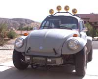 Baja Bug Super Beetle